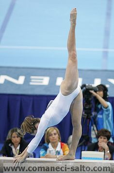 Carly Patterson Beam - 2004 Athens Summer Olympics
