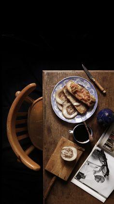 El Oso con Botas: Late breakfast time