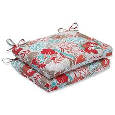 Pillow Perfect Outdoor Suzanne Spring Squared Corners Seat Cushion, Multicolored, Set of 2 Pillow Perfect http://www.amazon.com/dp/B00S0MATQ0/ref=cm_sw_r_pi_dp_wS70vb170T9FN