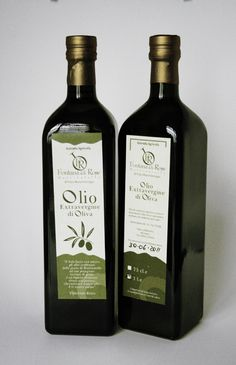 olio bottiglia marasca