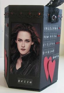 Twilight candy box