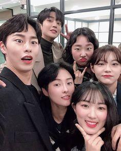 "nokiye ig update with rowoon"" Korean Celebrities, Korean Actors, Korean Dramas, Korean Best Friends, Park Bo Young, Korean Couple, Drama Film, Web Drama, Child Actors"