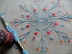 NANCY NICHOLSON: What to make with Whipped Running Stitch! Her work is immaculate - love it.