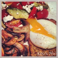 Poached eggs in shell cooked in Thermomix