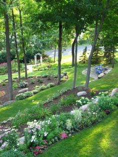 tricias garden in minnesota click through to see more of this garden flower beds and gardens - Flower Garden Ideas Minnesota