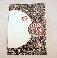 ACEO Satellites by ellemardesigns on Etsy, $8.00