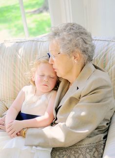 ~snooze with grammie~