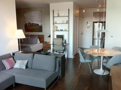 That dining set. Small Space Lessons:  Floorplan & Solutions from Joe's Own Design Decisions