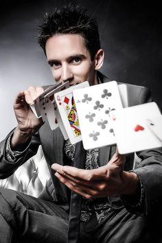 Keelan - Close Up Magician & Card Shark