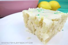 Saftiger Zitronen Wacky Cake   Foodblog rehlein backt