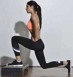 Most of us by time we turn 35 have experienced some sort of back pain in our lives. It is hard to not let it interfere with your training. Here are 5 ways to safely train around lower back pain. Leg Butt Workout, Fat Burning Cardio Workout, Leg Workouts, Muscle Workouts, Box Jumps, Hip Flexor Exercises, Anaerobic Exercise, Plyometric Workout, Cardio Training