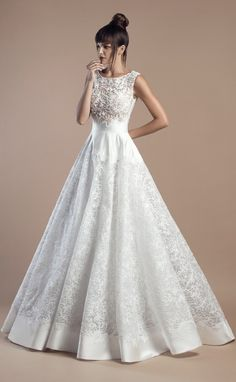 Featured Wedding Dress: Tony Ward; www.tonyward.net; Wedding dress idea.