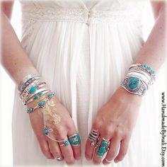 Jewelry & Watches Generous Modeschmuck Schmuck Fußkette Arm Silber Farbend Feder Boho Sommer Fuß Kette