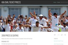 How the UX of buying cricket tickets leaves users in a sticky wicket