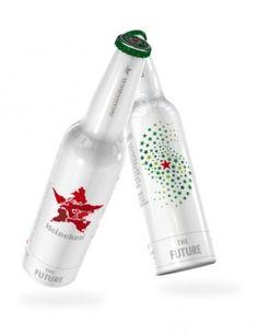 Zaprojektuj unikalną butelkę Heinekena z limitowanej edycji THE FUTURE.
