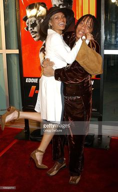 """Rick James & daughter Ty during """"I Spy"""" Premiere - Los Angeles at Cinerama Dome in Hollywood, California, United States. Get premium, high resolution news photos at Getty Images In Hollywood, Hollywood California, Rick James, I Spy, Soul Music, Daughter, Concert, United States, Concerts"""