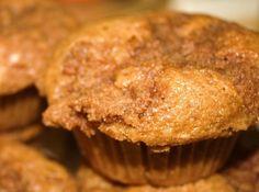 Okanagan Apple Muffins #muffin #okanagan apple #justapinchrecipes