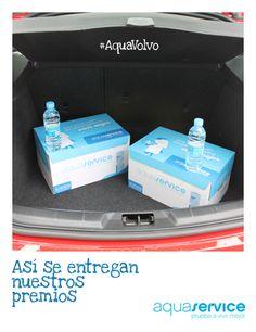 Un maletero de @Aquaservice_es para el nuevo #Volvo V40 de @Concesionario Volvo #AquaVolvo