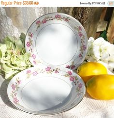 ON SALE Vintage Noritake Charmaine Covered Round Casserole Bowl Weddings Tea Parties Cottage Style Platters Bridal China Ca 1950