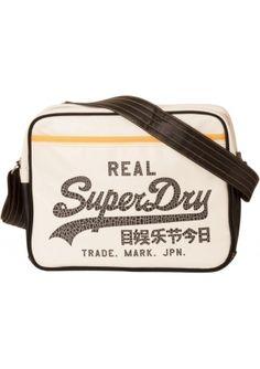 Superdry Alumni Football Bag