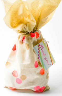 DIY Tutorial: Snack Bag for Teacher Appreciation Week – Let's celebrate them with a cute gift idea! *gift kit