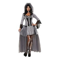 Huge selection of Skeleton Costumes for Adults. We have Skeleton Zombie costumes, Sexy Skeleton costumes, Skeleton Rocker costumes and more. Buy your Skeleton costume from the costume authority Halloween Express. Halloween Bride Costumes, Fancy Costumes, Halloween Dress, Adult Costumes, Costumes For Women, Adult Halloween, Awesome Costumes, Scary Costumes, Holiday Costumes
