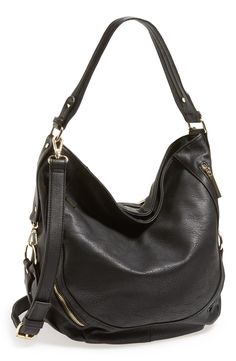 Love a good hobo bag with roomy pockets for all the essentials but would like in a brighter color or in brown.