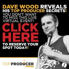 If you had an opportunity to get inside the minds of the world's most successful top producers, would you take it?
