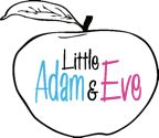 Little Adam & Eve- Follow us on this awesome website for Moms!