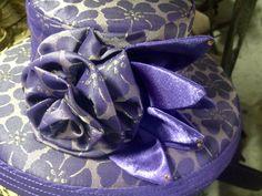 Royally purple