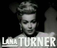 lana turner   Lana Turner
