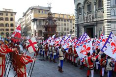Lo Scoppio del Carro - Historic Easter Sunday in Florence