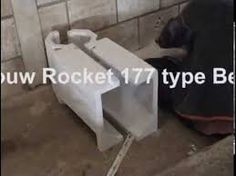 Znalezione obrazy dla zapytania batch box rocket stove
