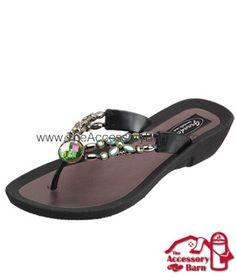 Grandco Quartz Thong Sandal - 26719E