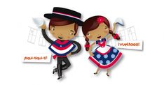 Como_sacarle_provecho_a_este_18_de_septiembre_con_ninos_ Central America, South America, Latin America, Quilling, World Cultures, Puerto Rico, Minnie Mouse, Disney Characters, Fictional Characters