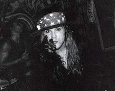 Andrew Wood (Mother Love Bone)