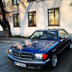 "246 Likes, 1 Comments - Mercedes Benz C126 86' (@420sec) on Instagram: ""#420sec #c126 #w126coupe #mercedes #mercedessec #w126 #classic #youngtimer #klasycznie #mbclassic…"""