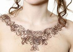 22 design de pendentifs originaux 11   22 pendentifs originaux   plongeur plante photo pendentif image DJ bijou