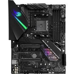 /nero Gigabyte X470/Aorus portatile AM4//DDR4//S-ATA 600//ATX Gaming 5/Wi-Fi/