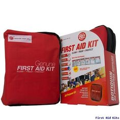 202 Piece All Purpose Soft Side First Aid Kit