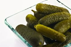 Pickle Cucumbers #PickleCucumbers #PickleRecipe