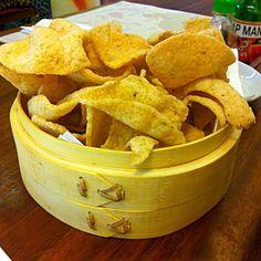 レシピとお料理がひらめくSnapDish - 12件のもぐもぐ - Spicy Prawn Crackers by Nicole Avis