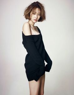 20 Top Korean hair cuts for women in & Types 2015 Hairstyles, Trendy Hairstyles, Girl Hairstyles, Sexy Asian Girls, Beautiful Asian Girls, Korean Beauty, Asian Beauty, Asian Hair, Korean Hair