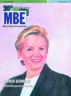 MBE Magazine January 2004 | #EPI #MBEmag #Entrepreneur #Procurement #SupplierDiversity