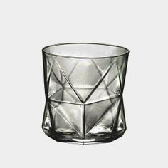 Faceted Whiskey Glasses - $25