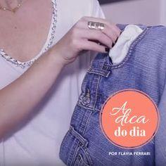 10 dicas para lavar roupas e evitar manchas, desbotamentos, desgastes, deformação, além de facilitar a forma de passar e diminuir o tempo de secagem | para mais dicas, clique na #aDicadoDia com Flávia Ferrari