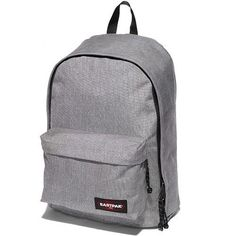 Eastpak Unisex Out Of Office Laptop Backpack  Sunday Grey *** Click image to review more details.