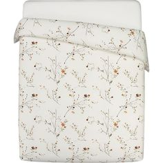 nantucket duvet covers and pillow shams | crate and barrel