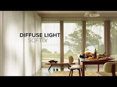 Luminette® Privacy Sheers video by Hunter Douglas. For wide windows and sliding doors. Luminette® comes in an array of sheer and drapery-like fabrics. Hunter Douglas, Window Coverings, Window Treatments, Small Room Bedroom, Small Rooms, Bedroom Ideas, Sliding Glass Door, Glass Doors, Sliding Doors