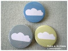 CLOUD pin back button